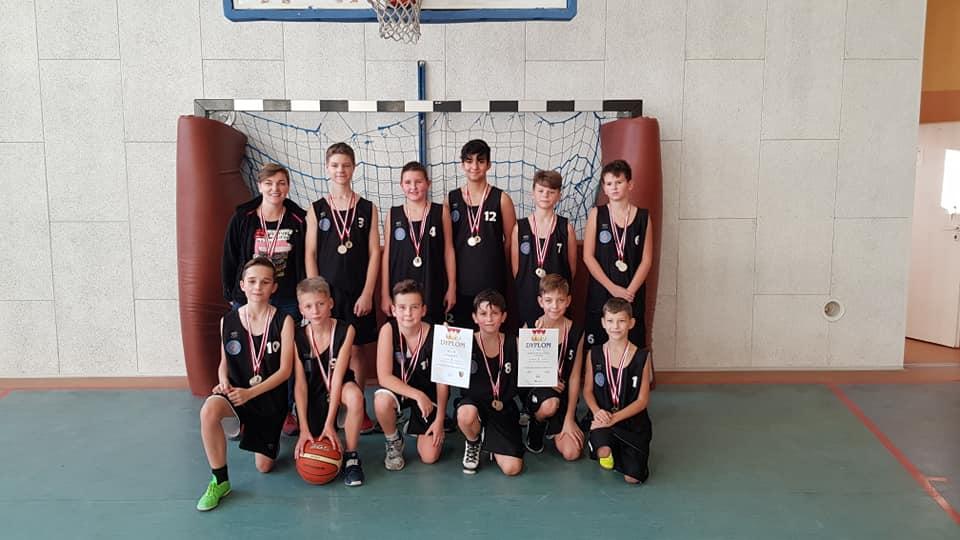 nasza drużyna koszykarska