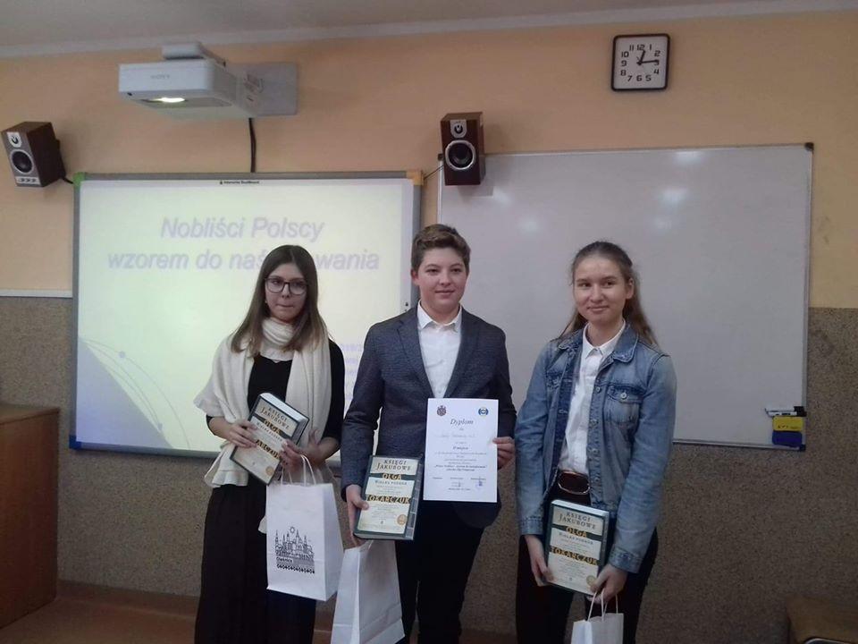 sukcesy uczniów